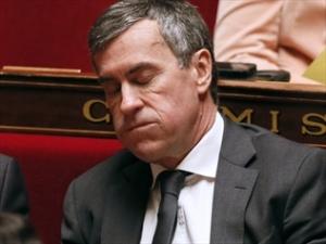 Französischer Finanzminister Jerome Cahuzac ist wegen des Vorwurfs der Steuerhinterziehung zurückgetreten. Quelle: AAP