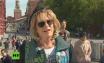 Liza Fitz in Moskau