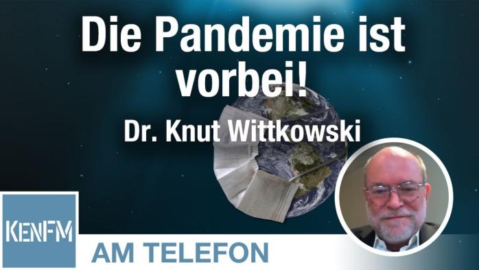 Am Telefon zur Corona-Pandemie: Dr. Knut Wittkowski