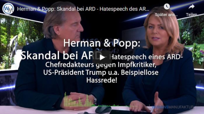 Hatespeech des ARD-Chefredakteurs Rainald Becker